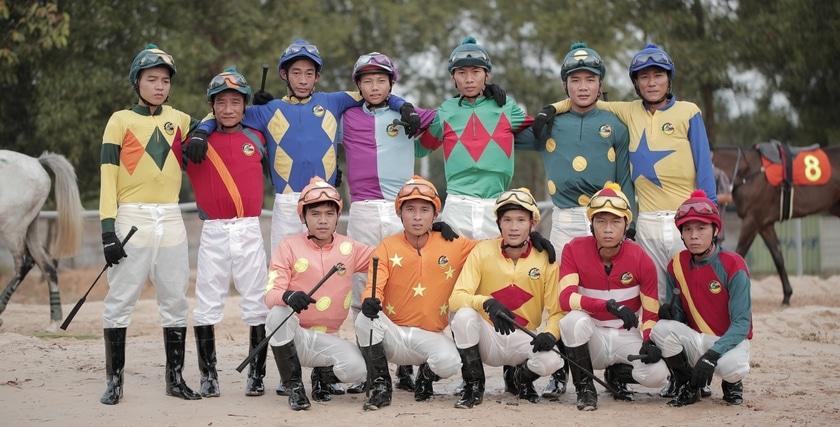 Hình ảnh: Người nài ngựa hay người đua ngựa
