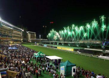 Trường đua ngựa Hồng Kông đậm chất hiện đại