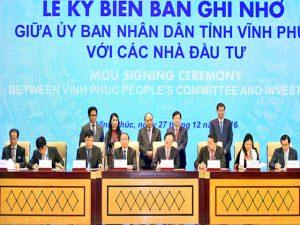 Nguyễn Xuân Phúc dự ký cam kết