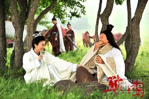 Ảnh minh họa: Nhân vật Tôn Tẫn cùng Điền Tịch trong phim ảnh
